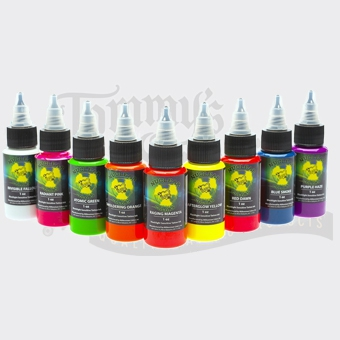 Nuclear UV Ink